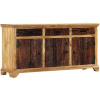 Sideboard 150x40x76 cm Solid Mango Wood - YOUTHUP