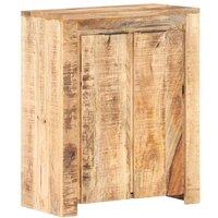 Sideboard 59x33x75 cm Rough Mango Wood - YOUTHUP