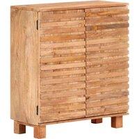 Zqyrlar - Sideboard 65x30x75 cm Solid Mango Wood - Brown