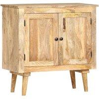 Vidaxl - Sideboard 75x35x75 cm Solid Mango Wood