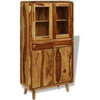 Sideboard Sheesham Wood 90x40x175 cm - YOUTHUP