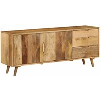 Sideboard Solid Mango Wood 170x40x70 cm - YOUTHUP