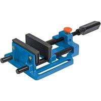 380956 Quick Release Drill Vice 100 mm - Silverline