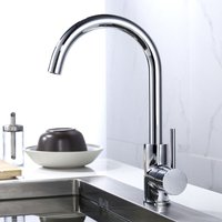 Single Lever Swivel Kitchen Sink Mixer Tap