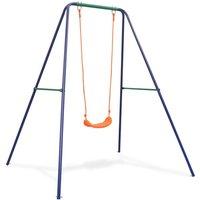 Single Swing Set by Orange - Freeport Park