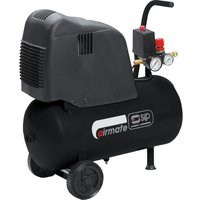 06296 Airmate Hurricane 245/25 Direct Drive Compressor with