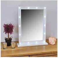 Small Hollywood Led Mirror Packet
