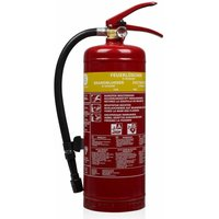 Foam Fire Extinguisher 3 L Class AB Steel FEX-15230 - Smartwares