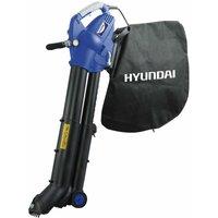 Soffiatore elettrico 35810 Aspiratore Trituratore 275KM/H 2800W - Hyundai