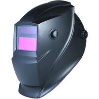 Solar Automatic Darkening Welding Helmet Mask Head-Mounted Argon Arc Welding Protective Cap Flat Flip Half Helical - ASUPERMALL