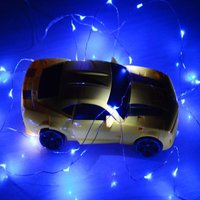 Solar Copper Wire String Lights Holiday Decoration Lights