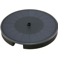 Solar fountain, 3.5W/9V floating outdoor pool floating water fountain