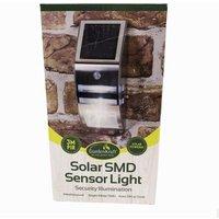 Solar Sensor Dusk Till Dawn Wall Light