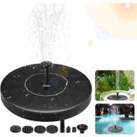 Solar Water Pump Fountain Garden Landscape Small Fountain - ASUPERMALL