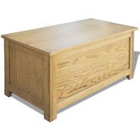 Solid Wood Box by Bloomsbury Market - Brown