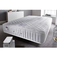 Somnior Washington Pocket spring Memory Foam Mattress Single (90 x 190cm) - BED CENTRE