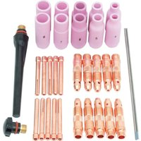Spares Kit for WP17/18/26 TIG Torch - Kennedy