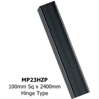 Square Metal Posts Hinge 100 mm Sq X 2400 mm