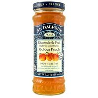 Golden Peach Preserve - 284g - 81247 - St Dalfour