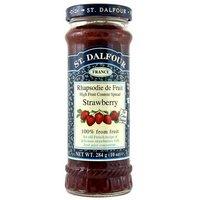 Strawberry Preserve - 284g - 81240 - St Dalfour