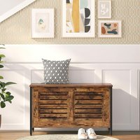 Storage Chest, Entryway Storage Bench, Toy Chest with Lid,