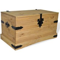 Youthup - Storage Chest Mexican Pine Corona Range 91x49.5x47 cm