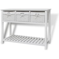 Storage Sideboard White - YOUTHUP