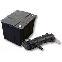 SunSun Kit de filtration de bassin 12000l 24W UVC 6. Stérilisateur - WILTEC