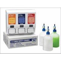 SVC01SP Skin Safety Cradle Hand Cleanser Starter Kit - Swarfega