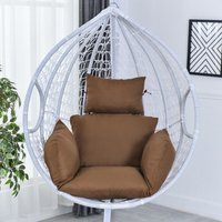 Swing seat cushion Cushion Indoor garden mat B - AUGIENB