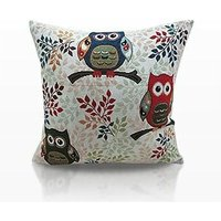 Tapestry Cushion Cover 18 Bed Sofa Accessory Unfilled Toowit
