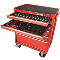 Kennedy-Pro TCC075 7D Tool Control Cabinet Set 75-Pce