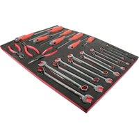 TCD025 DL1 Tool Control Drawer Set 25-Pce - Kennedy