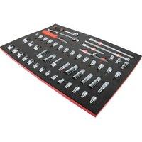 Kennedy TCD050 DL2 Tool Control Drawer Set 50-Pce