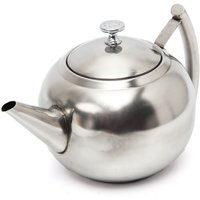 Stainless steel teapot Teapot Coffee maker Colander Filter Tea Coffee 1500ml - MAEREX