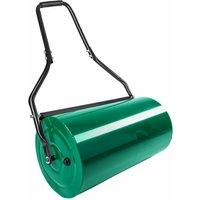 Tectake - Garden roller - lawn roller, grass roller, ground roller - green - green