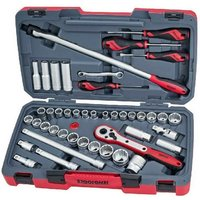 Teng T1244 44 Pieces 1/2in Drive Socket Tool Set
