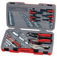 Teng T3848 3/8in Drive 48 Pieces Socket and Tool Set