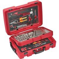 Teng Tools SCE2 Service Case EVA Tool Set with BP Hammer