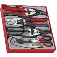 TTDCT05 5 Piece Cutting Tool Set - Teng Tools