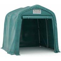Youthup - Tente de garage PVC 1,6x2,4 m Vert