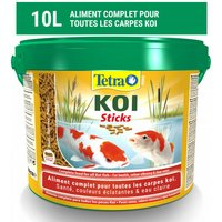 Alimentation Pond Koï Sticks pour poissons de bassin Contenance 10 litres - Tetra