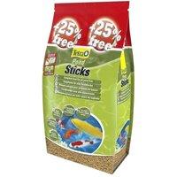 Tetra - Aliment Complet Pond Sticks pour Poisson de Bassin - 40L+25% Gratuits