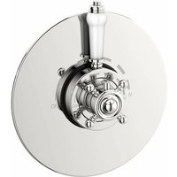 Orchard Dulwich thermostatic concealed shower valve