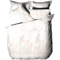 The Linen Yard Pampas Cotton Washed Duvet Cover Set (Single) (Blush)