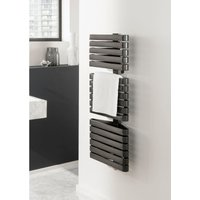 TRC - The Radiator Company Triarc Steel Designer Heated Towel Rail 1570mm x 500mm RAL