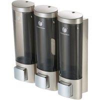 Three-head manual soap dispenser - CHUANGDIAN