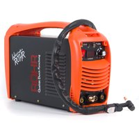 HP-160L - TIG ARC Welder Inverter MOSFET MMA 240V / 160 amp, DC Portable Machine - Röhr