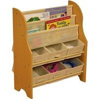 TikkTokk Toy Storage Unit with Bins