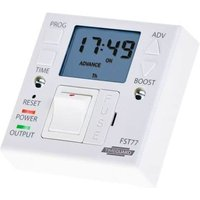 FST77A Fused Spur Timer (24 Hour 7 Day), For Electric Appliances - Timeguard
